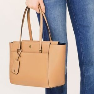 Tory Burch Parker Tote Cardamom Large